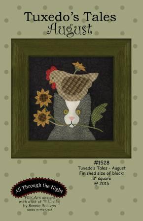 Tuxedo's Tales - August