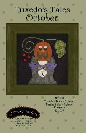 Tuxedo's Tales - October