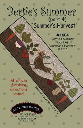 Bertie's Summer 4 Summer Harvest