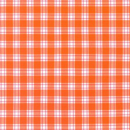 Thin Plaid Orangeade