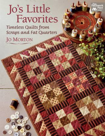 Jos Little Favorites - Timeless Quilts from Scraps and Fat Quarters