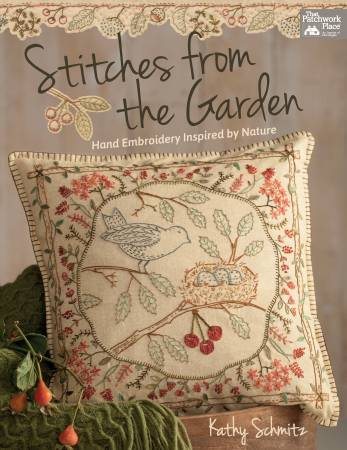 Stitches from the Garden  - Softcover