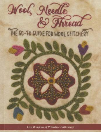 Wool Needle And Thread