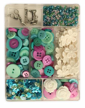 Lilac Lane Sequins Sew Crafty