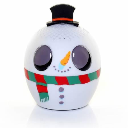 Xmas-Snowman-Bitty Boomers Bluetooth Speaker