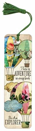 Nancy Mink Adventure In Every Book Bookmark
