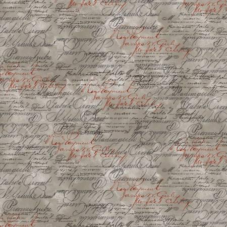 Natural Script Words