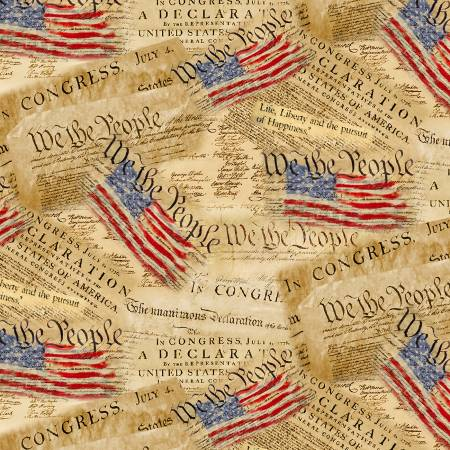 Multi Declaration of Independence Patriotic