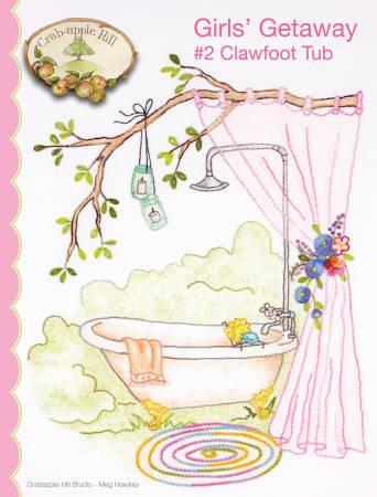 Girls' Getaway  2   Clawfoot Tub