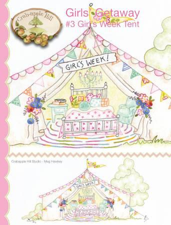 Girl's Week Tent Girls' Getaway 3