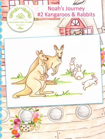 Noah's Journey #2 Kangaroos and Rabbits