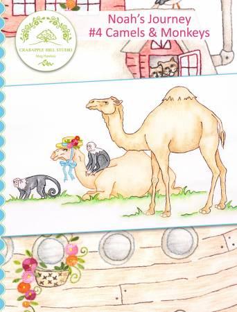Noahs Journey #4 Camels & Monkeys