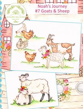 Noah's Journey #7 Goats & Sheep