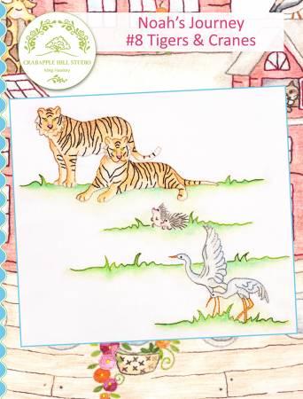 Noah's Journey #8 Tigers & Cranes