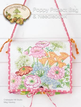 Poppy Project Bag & Needlecase