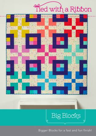 Big Blocks Quilt