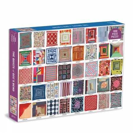 Quilts of Gees Bend 1000 Piece Puzzle