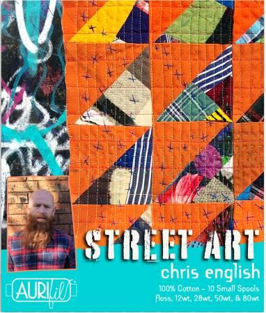 Street Art by Chris English