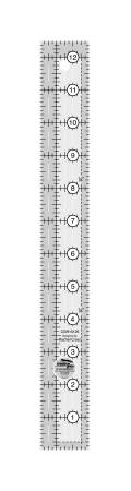 Creative Grids Quilt Ruler 1-1/2in x 12-1/2in
