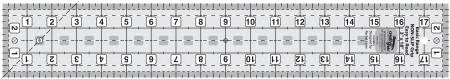 Creative Grids Basic Range 3in x18in Rectangle Quilt Ruler
