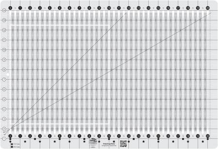 Creative Grids Stripology Quilt Ruler