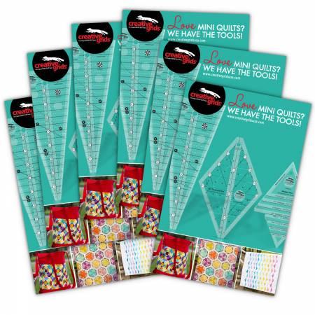 Creative Grids Rulers LOVE Mini's Catalog
