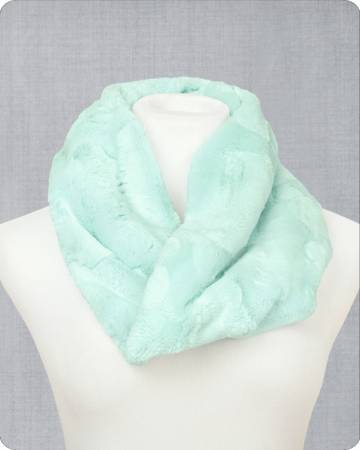 Infinity Scarf Kit Hide Seaglass 19in x 36in