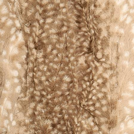 Fawn Cappuccino 2yd Luxe Cuddle Cut