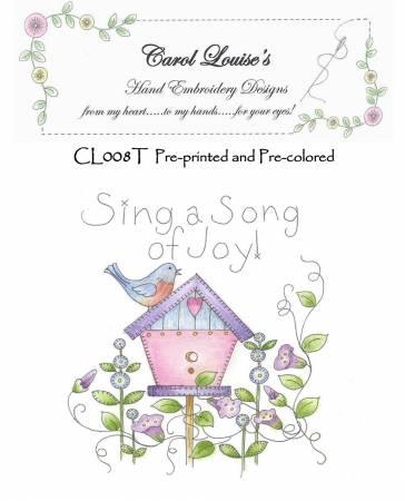 Sing a Song - Tea Dye