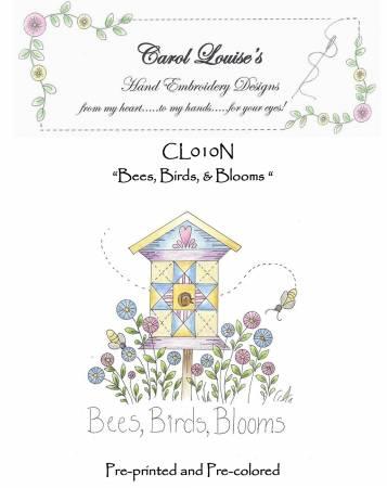 Bees, Birds & Blooms - Natural