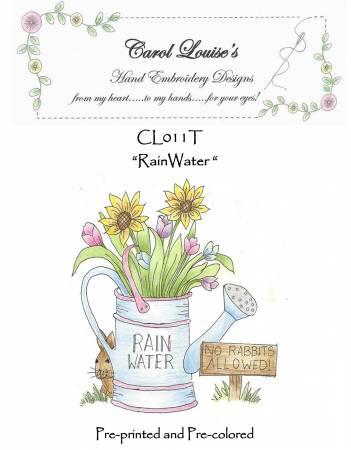 Rainwater - Tea Dye