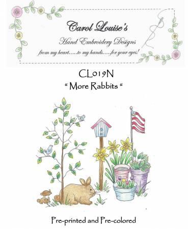 More Rabbits - Natural