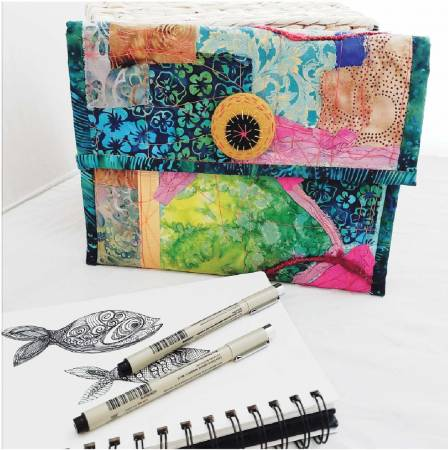 Easy Artsy Envelope Clutch