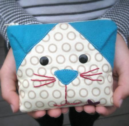 Cats Meow Coin Purse
