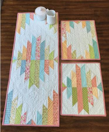 Reflections Runner & Placemats