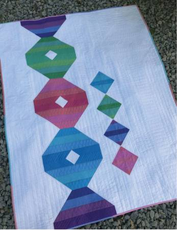 Bauble Chain Quilt