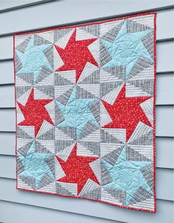 Pinwheel Hexagons