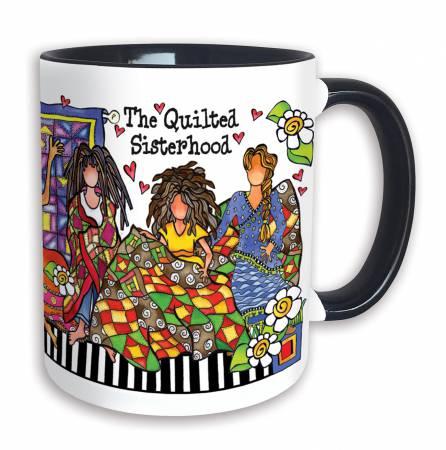 Quilt Sisterhood 11oz Mug
