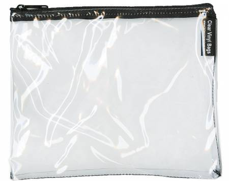 Clear Vinyl Bag 8in X 10in