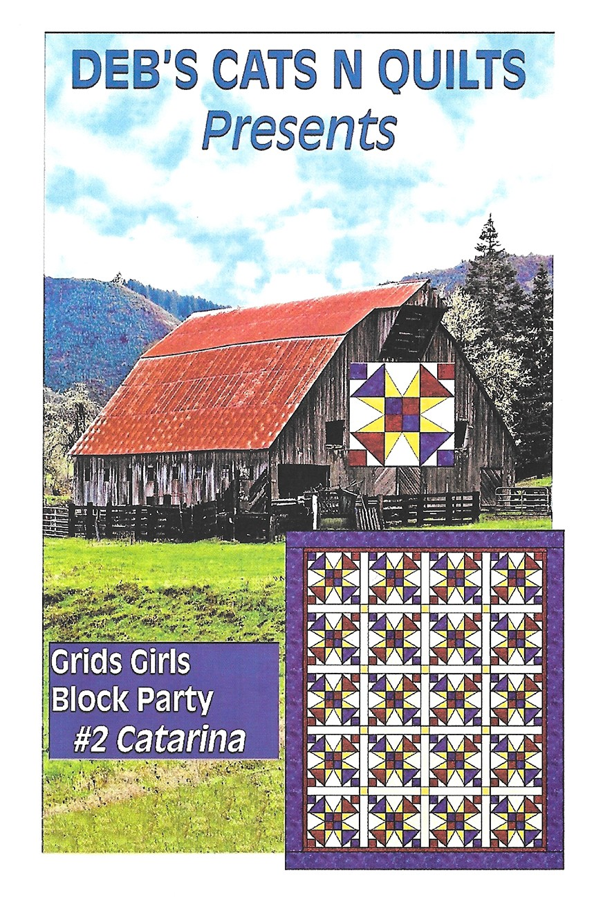 Creative Grids Strippy Stars 5 x 7.5 Quilting Ruler Template CGRDH2