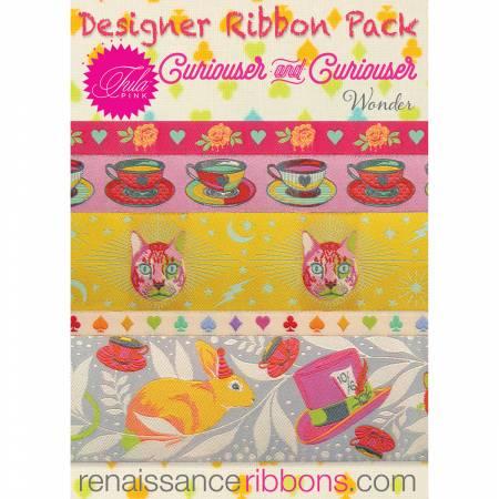 Tula Pink Curiouser Wonder Designer Pack