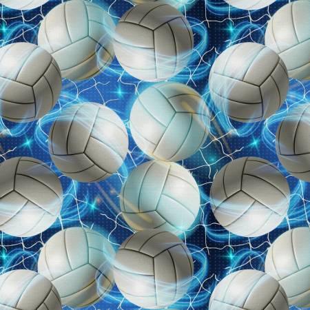 Multi Volleyball Sparkle