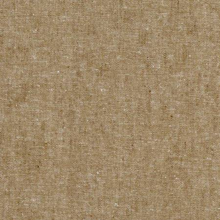 Taupe Essex Linen Yarn Dyed