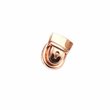 Emmaline Press Lock 1-1/8in Wide Copper