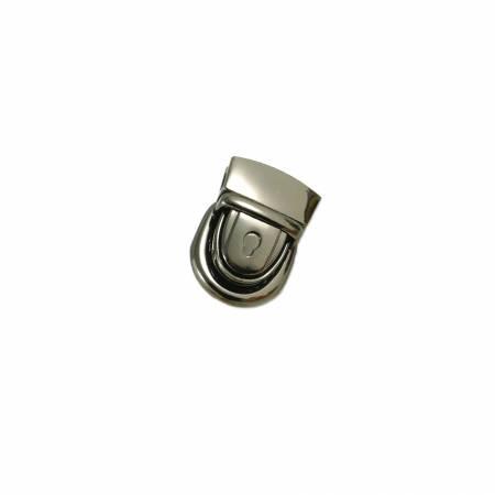 Emmaline Press Lock 1-1/8in Wide Gunmetal