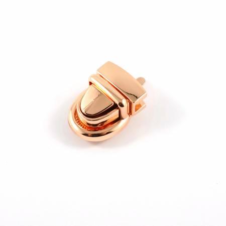 Emmaline Baby Press Lock 3/4in wide Copper