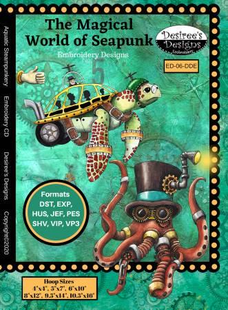 The Magical World of Seapunkery