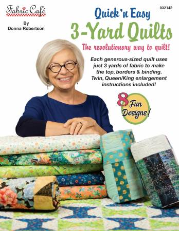 Quick & Easy 3-Yard Quilts