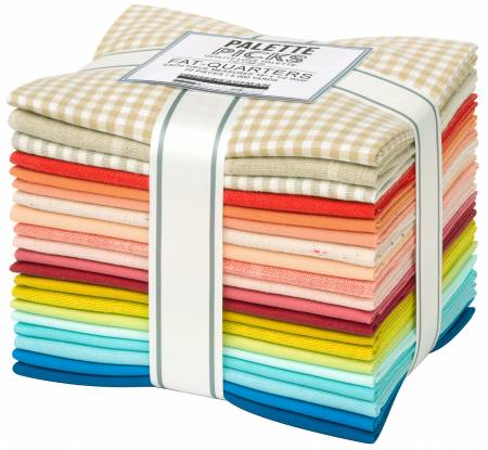 Fat Quarter Quilty Love Palette, 20pcs/bundle