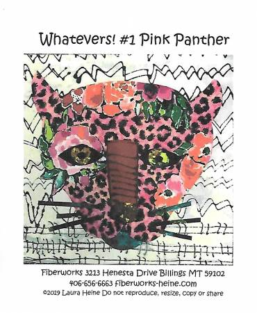 Whatevers 1 Pink Panther